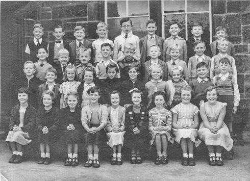 Ness's School 1950's