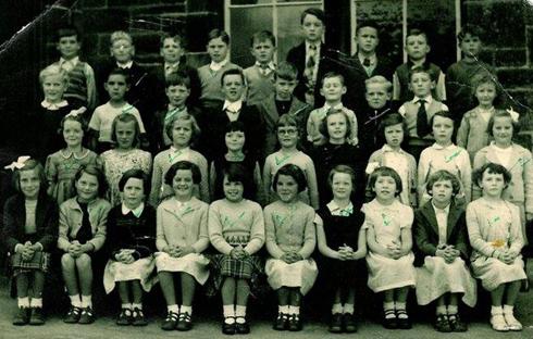 Ness's School 1955