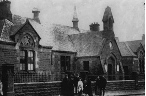 Ness's Primary school 1904