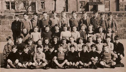 Ness's School c1940